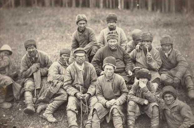 Группа каторжан путешественник, россия