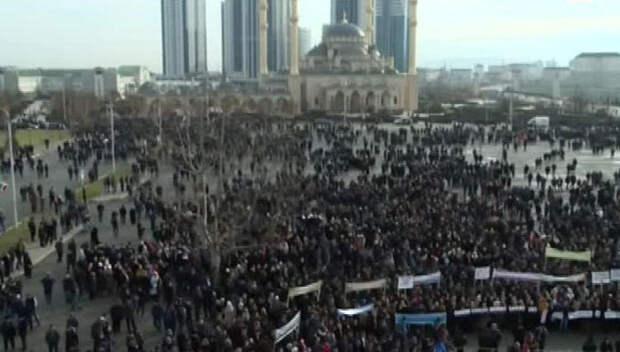 Чеченцы не хотят повторения 1994 года
