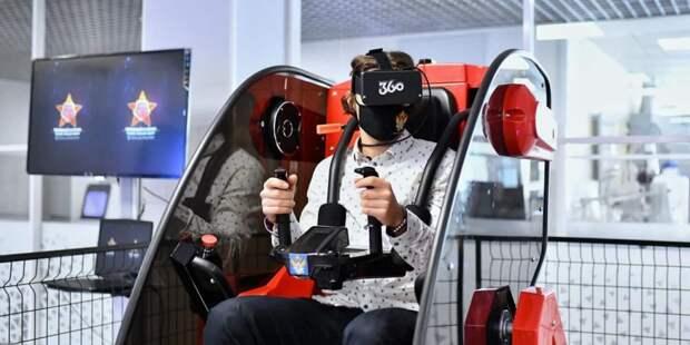Один из детских технопарков Москвы получил статус федеральной инновационной площадки — Сергунина. Фото: Ю. Иванко mos.ru