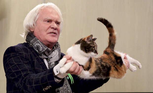 Юрий Куклачев рассказал, какую опасность несут кошки скоронавирусом