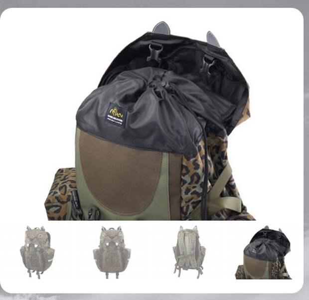 Morn: зверосумки и рюкзаки