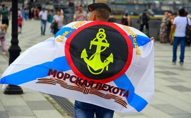 Морская пехота осталась без флота