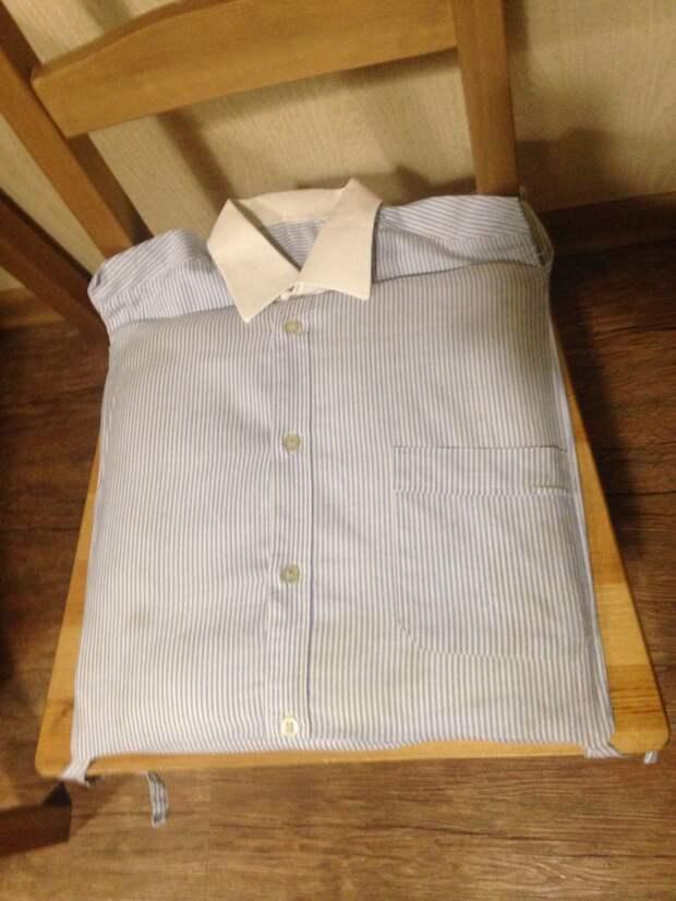 Подушки из рубашек, и не только