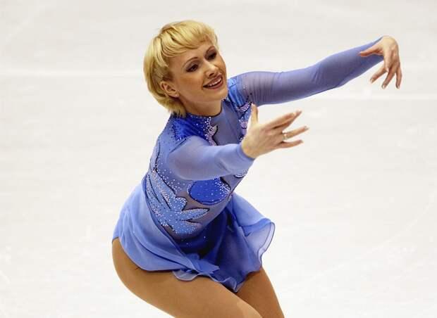 Чемпионка мира 1999 года Мария Бутырская рассказала, что прыгала тройной аксель