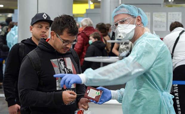 В России за сутки число заразившихся COVID-19 выросло сразу на 2186 человек