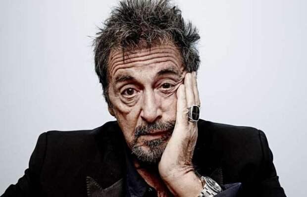 Знаменитый голливудский актер, кинорежиссер и продюсер Аль Пачино | Фото: comments.ua