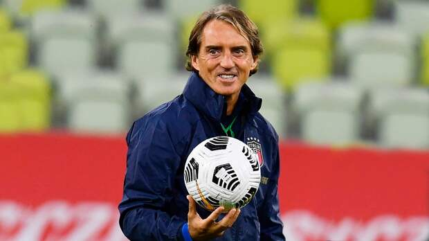 Манчини назвал главного фаворита Евро-2020