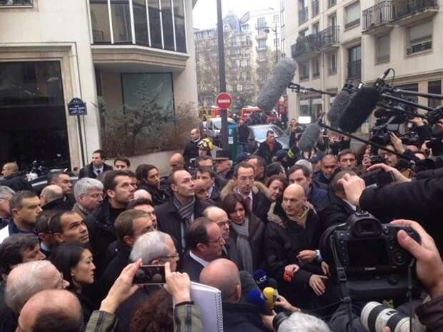 LnUKaYKdHo Голливуд на Елисейских Полях или постановочный теракт в Париже