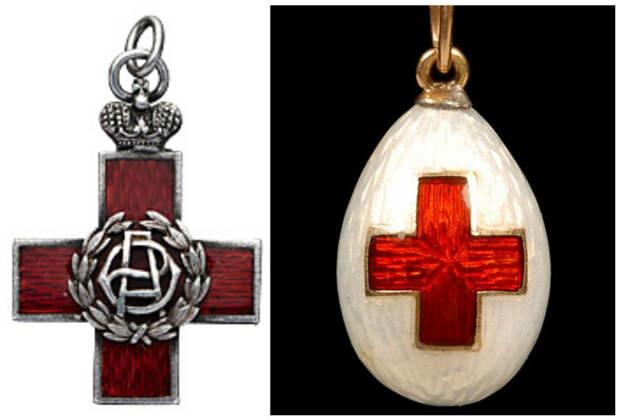 В целях поощрения и увековечения заслуг сестёр в Крымской войне комитетом Крестовоздвиженской общины был учреждён позолоченный крест, которым были награждены 158 сестёр. интересное, история, медсестры, подвиг, факты