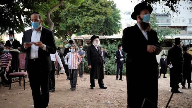 Израиль введет полный карантин на три недели