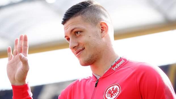 Йович за 77 минут в «Айнтрахте» забил больше, чем за 1014 минут в «Реале»