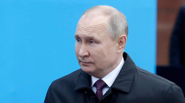 Путин: Россия будет твердо защищать свои национальные интересы