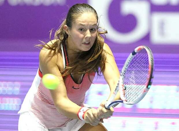 Касаткина - уникальная теннисистка, она умудряется выигрывать титулы на чужой подаче, но в Парме это не сработало