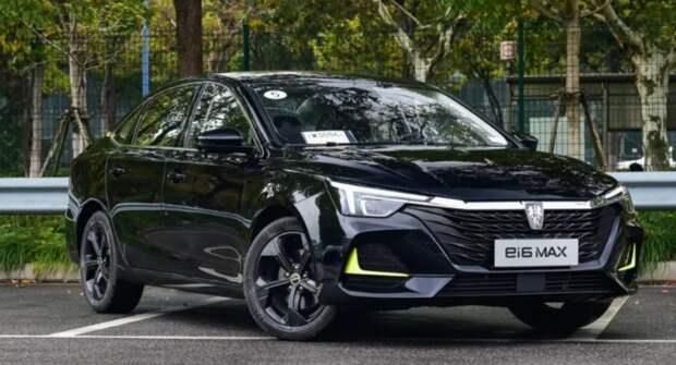 Две новые модификации Roewe ei6 MAX скоро поступят в продажу