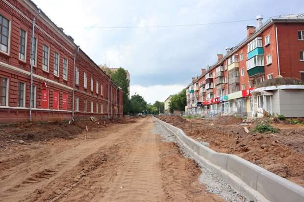В Удмуртии благоустроили 31 двор и 53 общественных пространства