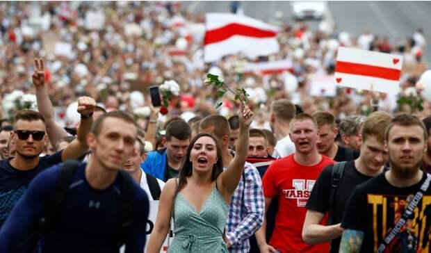 Белорусский сценарий в России?