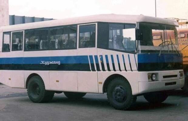 ЧАЗ-3220 – одна из последних моделей завода