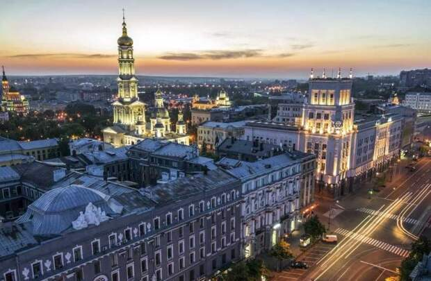 Феномен Кернеса и первая столица Украины