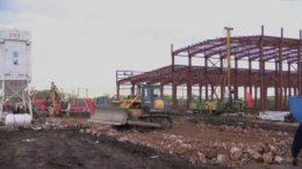 В Новом районе Харбина возобновили работу в общей сложности около 100 крупных проектов, создав самый высокий показатель в истории