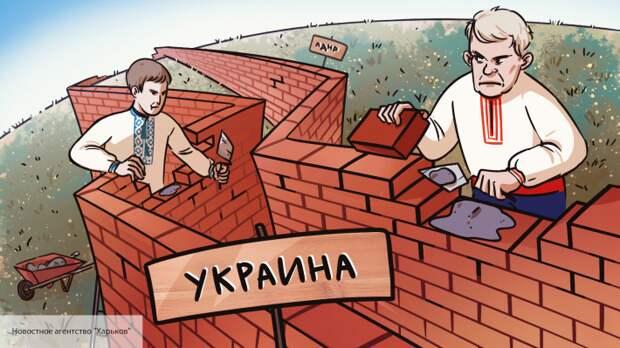 The National Interest: США нужно договориться с Россией о разделении Украины
