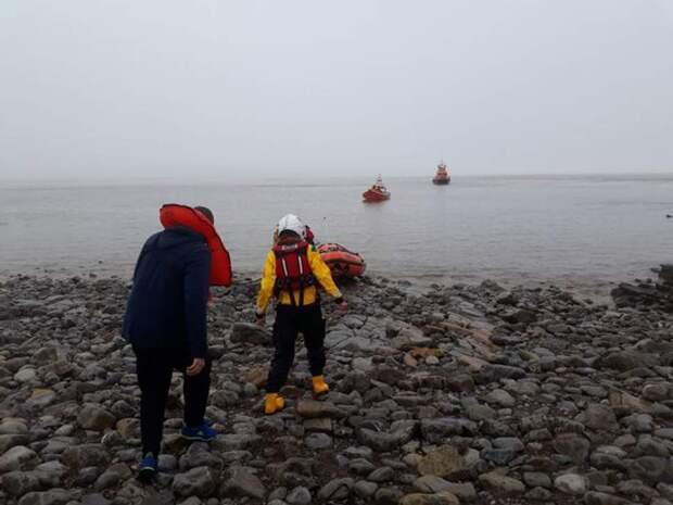 Российские моряки поставили на уши береговую охрану Британии