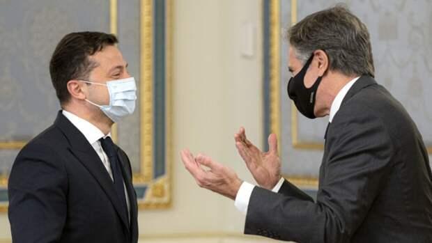 Украинские власти надеются на визит Байдена в Киев в 2021 году