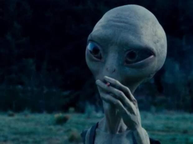 Череп инопланетянина своими руками