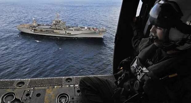 Посольство России в США обвиняет НАТО в провокации на учениях Baltops