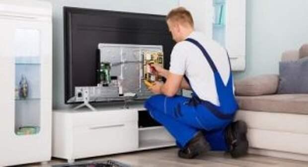 Профессиональный ремонт телевизоров