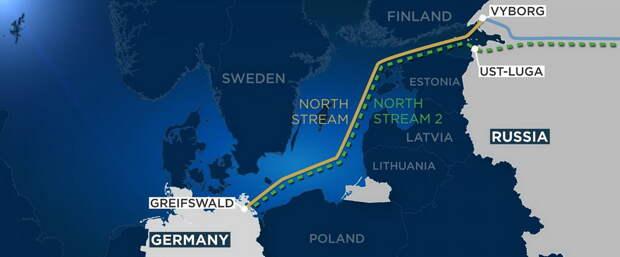 Рар: «Северный поток-2» будет достроен