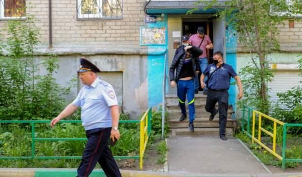 """В Челябинске соседи сдали полиции человека, называвшего себя """"богом"""""""