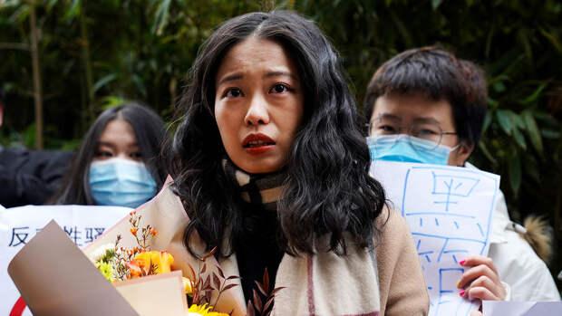 Китайские феминисты пожаловались травлю со стороны патриотов