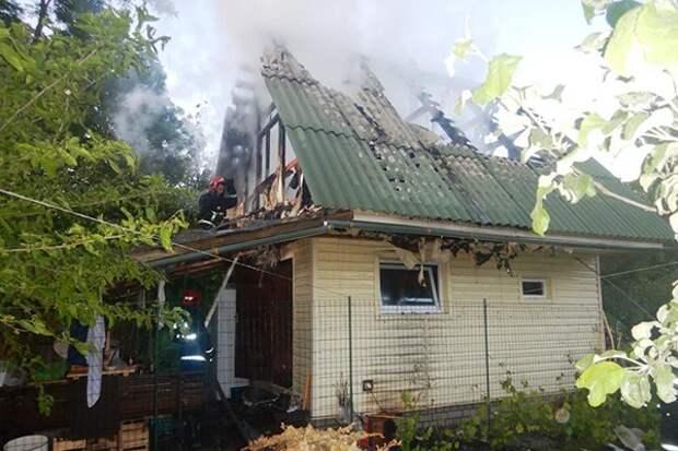За сутки в Могилевской области произошло два пожара.