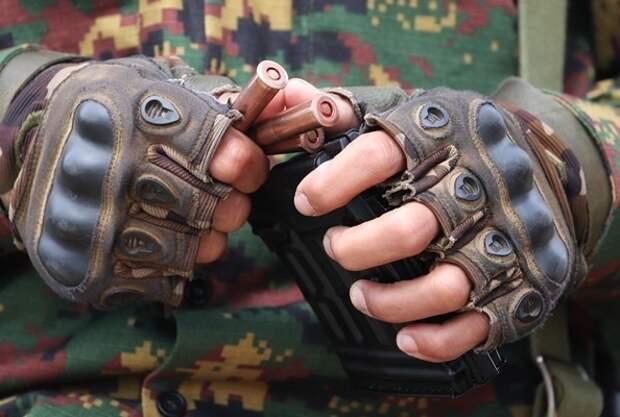 МВД Белоруссии призналось в стрельбе боевыми патронами