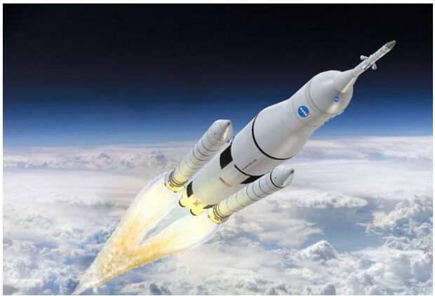 Роскосмос: сверхтяжелая ракета будет дороже космического бюджета