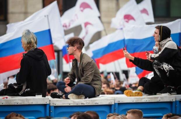 Дмитрий Стешин: Надеюсь, «майдану» готовят сюрприз