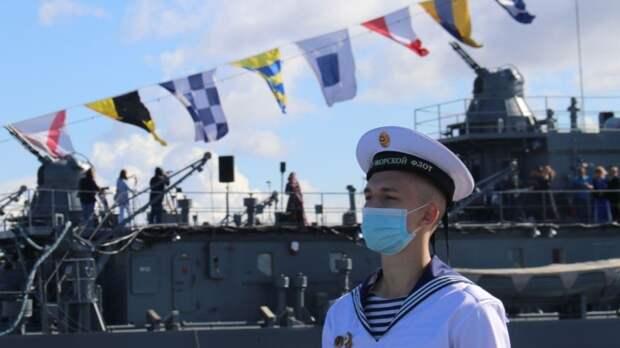Военный обозреватель Баранец назвал главную цель учений Тихоокеанского флота