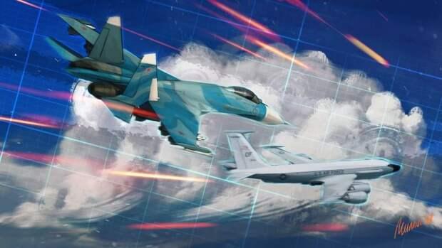 Предупредительный огонь авиации охладит пыл НАТО у границ РФ