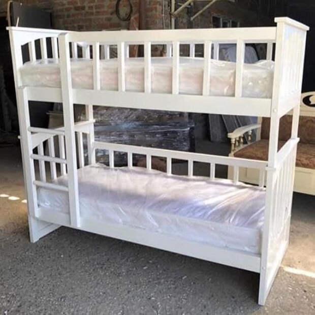 Двухъярусные кровати – максимальная экономия пространства