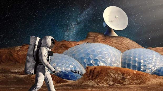 Японские ученые подтвердили возможность размножения людей на Марсе