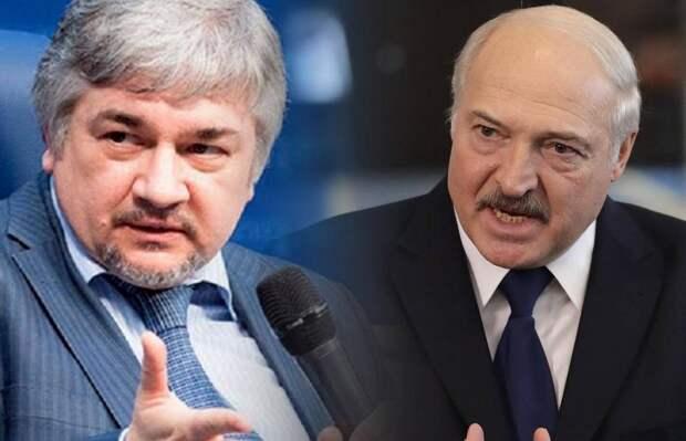 Ищенко рассказал об итогах правления Лукашенко для России