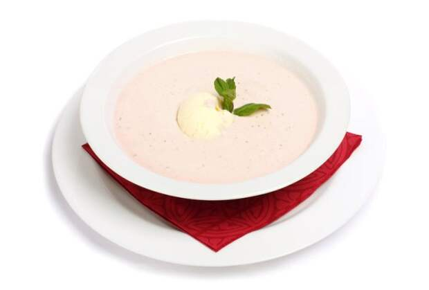 Три рецепта фруктового супа