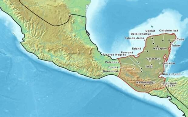 Майя: самая таинственная цивилизация в истории