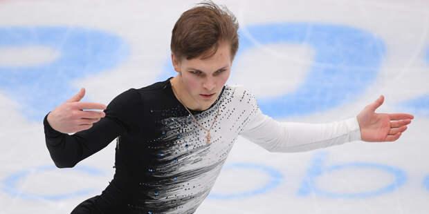 Петербуржец Коляда стал трехкратным чемпионом России