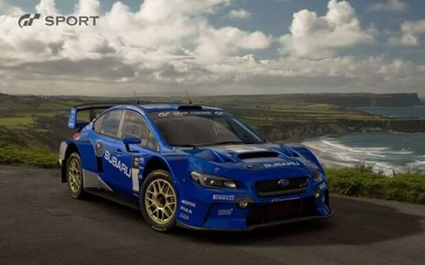Игра Gran Turismo Sport: революция просит подождать