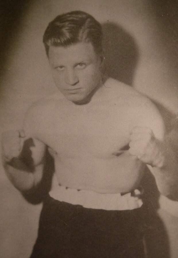 Русский чемпион Турции по боксу