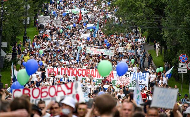 В Тверской области могут повториться протесты как в Хабаровске, – эксперты