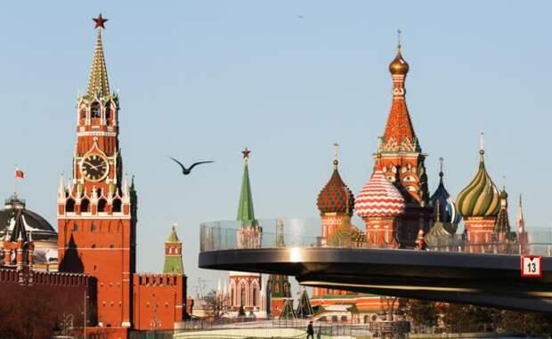 Запад: Путин должен править в пределах Московского княжества