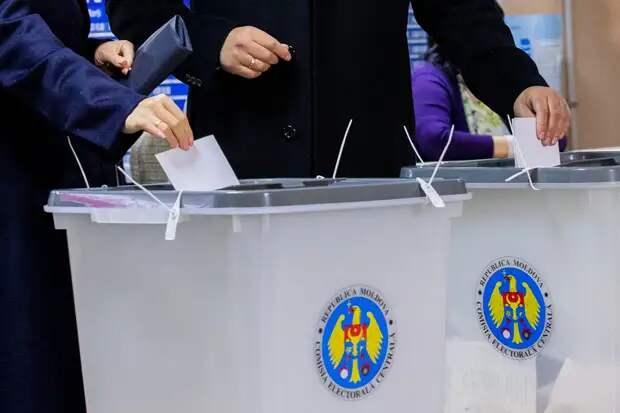 В Молдавии определился лидер второго тура выборов президента