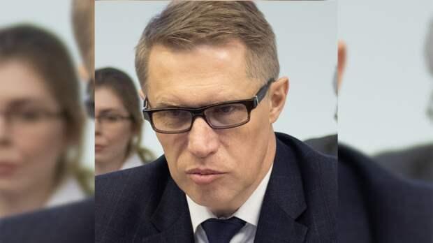 Мурашко назвал неуместным вопрос о третьей волне коронавируса в России